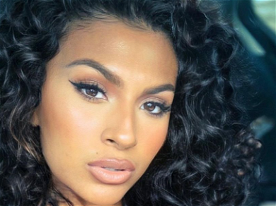 Singer Paula DeAnda Hits the Town After Stripping Down for Playboy