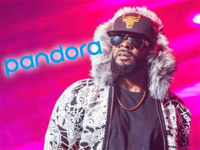 Pandora Is No Longer Actively Promoting R. Kelly Music