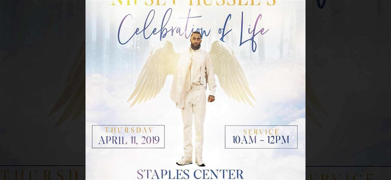 Free Tickets to Be Issued for Nipsey Hussle Memorial at Staples Center