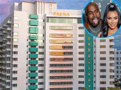 Kanye West Bought Kim Kardashian a $14 Million Condo for Christmas