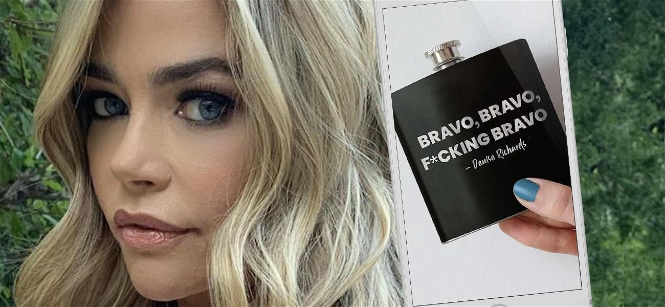 'RHOBH': Bravo Slammed For Capitalizing On Denise Richards' Misery With Merch