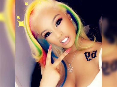 Tekashi69 Gifts His Girlfriend a New Car for Christmas … From Behind Bars