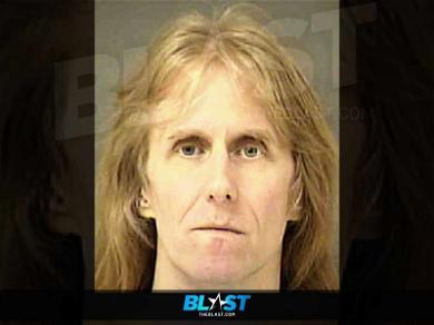 Manowar Guitarist Karl Logan Arrested on Child Pornography Charges