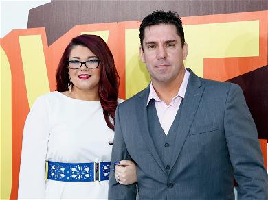 'Teen Mom's Amber Portwood Allegedly Calls Andrew Glennon the R-Word In Leaked Audio
