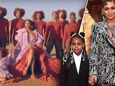 Blue Ivy Carter Secures The Bag With Another Song Credit On Mom Beyoncé's New Album 'The Gift'