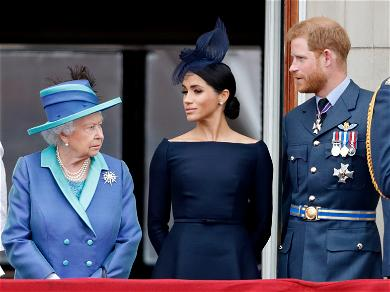 Does Meghan Lose Royal Jewelry Privileges When She Loses Use Of The Term 'Royal'?