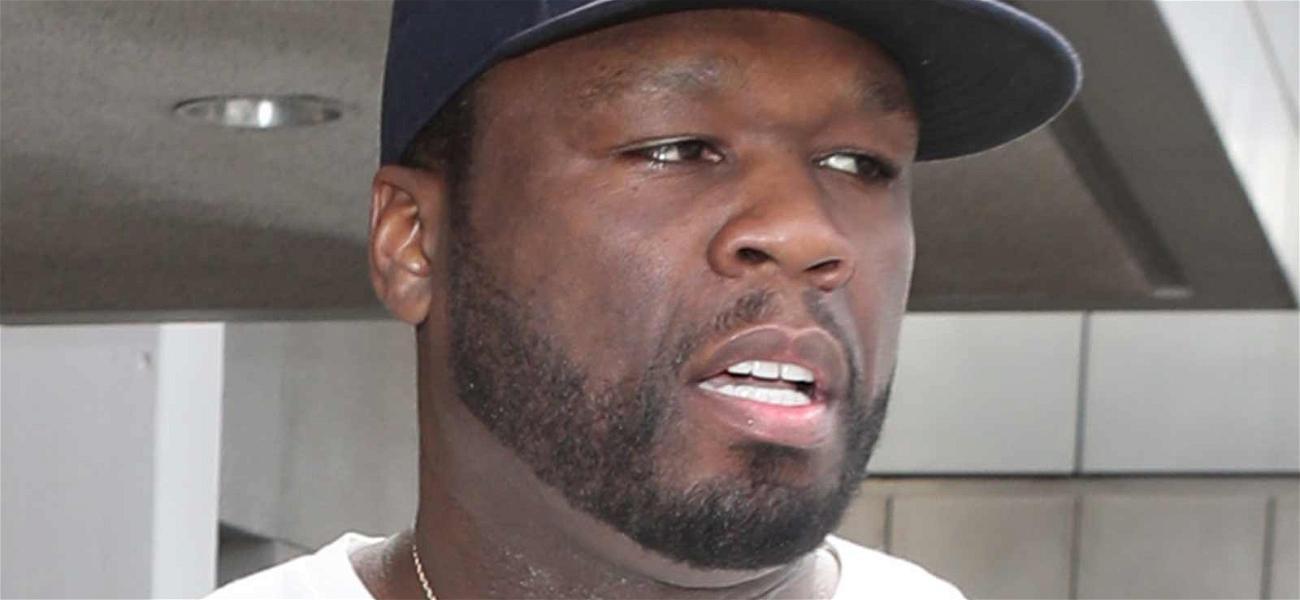50 Cent Hit with $3 Million Defamation Lawsuit by Hip-Hop Website