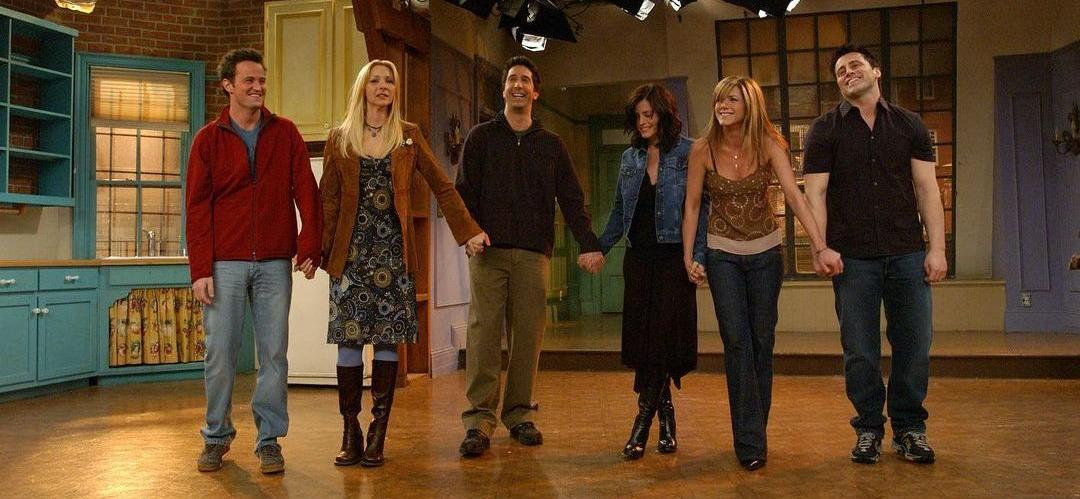 'Friends' Castmates Clear The Air On Those Dating Rumors