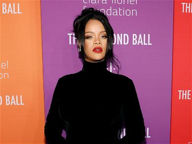 The Internet Thinks Rihanna's Pregnant