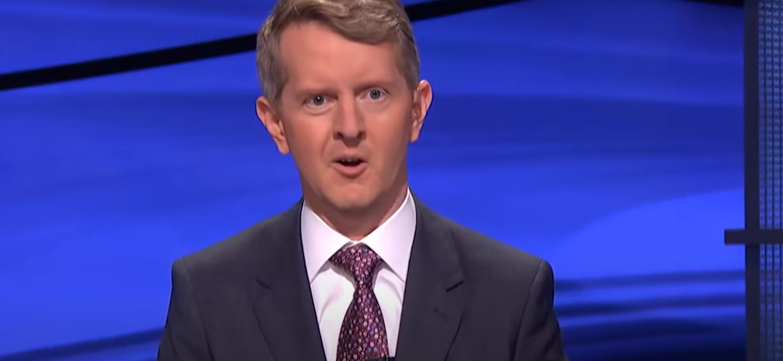 Ken Jennings Chokes Up While Honoring Alex Trebek During First New 'Jeopardy!' Episode