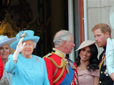 The Queen Reportedly 'Signed Off' On Harry's Apple TV Project