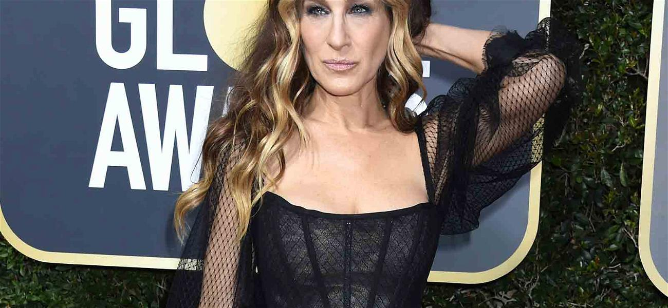 Sarah Jessica Parker Sued by Jewelry Designer for Allegedly Bailing on Their Deal