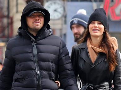 Leonardo DiCaprio And Girlfriend Camila Morrone Went Shopping On New Year's Eve