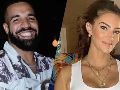 Drake's Baby Mama Sophie Brussaux Sizzles In Pink Bikini While On Fancy Vacation