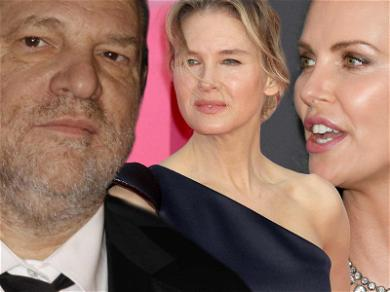 Harvey Weinstein Allegedly Claimed Charlize Theron, Renée Zellweger Gave 'Sexual Favors' in New Lawsuit
