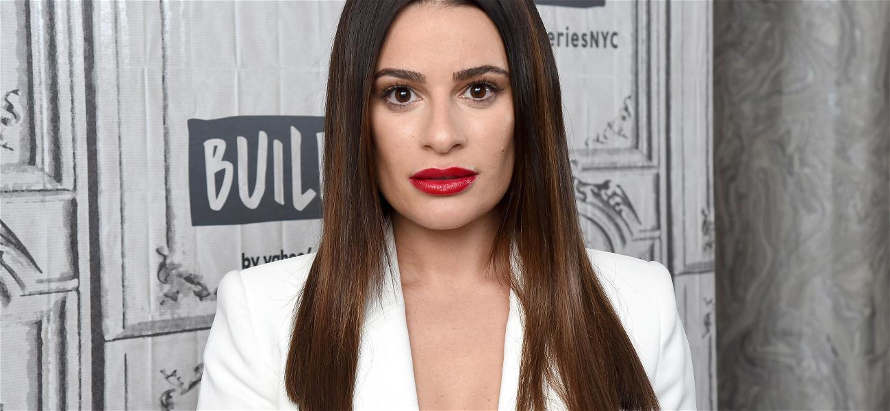 Fans 'Cancel' Glee Star Lea Michele After Weak Instagram Apology To Samantha Ware