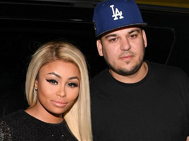 Blac Chyna Refusing To Give Rob Kardashian Her Bank Records In Nasty Court Battle