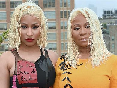 Nicki Minaj's Mom Dragged Into Singer's $50,000 Lawsuit, Served with Legal Docs at N.Y. Home