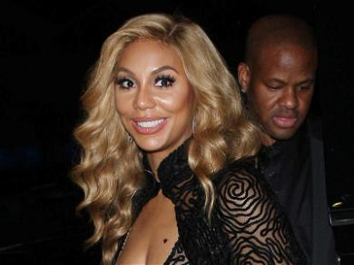 Tamar Braxton's Ex-Nanny Tries to Lock Up Star's Home Over Money She's Owed