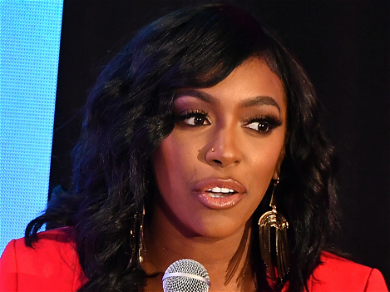 'RHOA' Star Porsha Williams Rips 'The Real' Host Loni Love For Talking About Her Fiancé Dennis McKinley