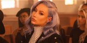 Iggy Azalea Orders Hotdog In Plunging Corset After Giving Birth, Fans Call Her 'Perfect'