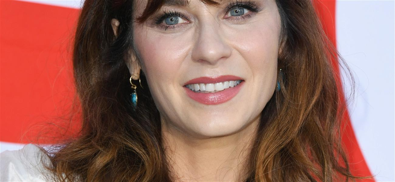 Zooey Deschanel and Jonathan Scott Are Not Holding Back