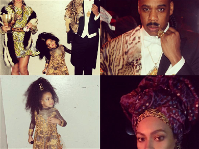Here's Beyoncé and Jay Z's Most Adorable Photos