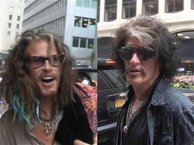Aerosmith's Joe Perry Hints at MTV VMA Collab with Post Malone