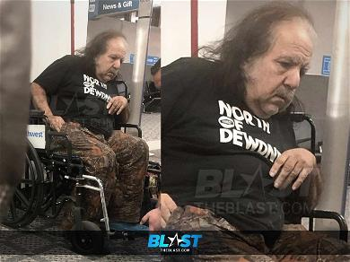 AVN Security on Alert as Ron Jeremy Lands in Las Vegas to Possibly Attend Show