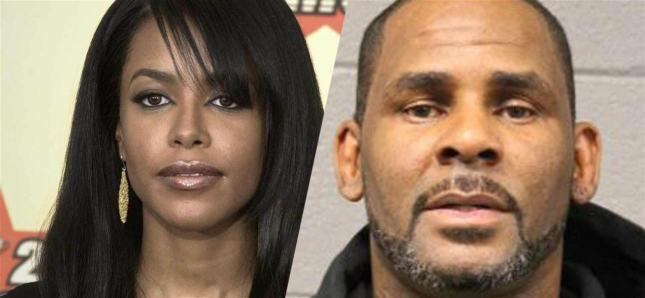 R. Kelly Drags Aaliyah Into Another Desperate Attempt To Get Out Of Prison