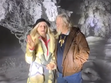 'Alaskan Bush People' Stars Billy & Ami Deliver Special New Year's Message!