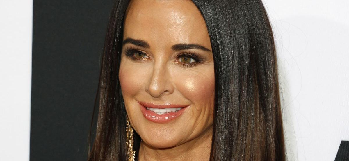 Kyle Richards On How Erika Jayne Is Coping After 'The Housewife And The Hustler'