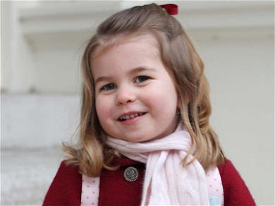 Princess Charlotte's First Nursery School Photos Are Too Cute for Words