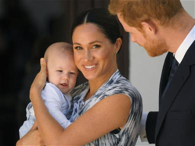 Meghan Markle and Prince Harry Have New Responsibility to Archie
