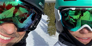 Kelly Ripa Gets 'Dragged' Up the Mountain With Husband and Son During Ski Trip