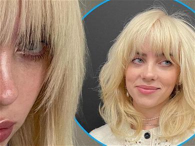 Billie Eilish's New Blonde Selfie Is Her Third Instagram Record-Breaking Post This Year