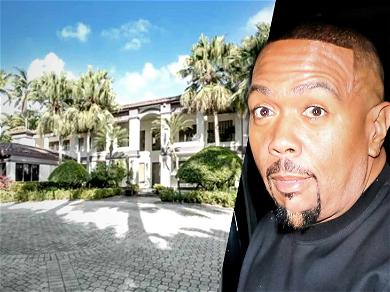 Timbaland Sells Florida Mansion for $1.8 Million Following a Year of Squatter from Hell