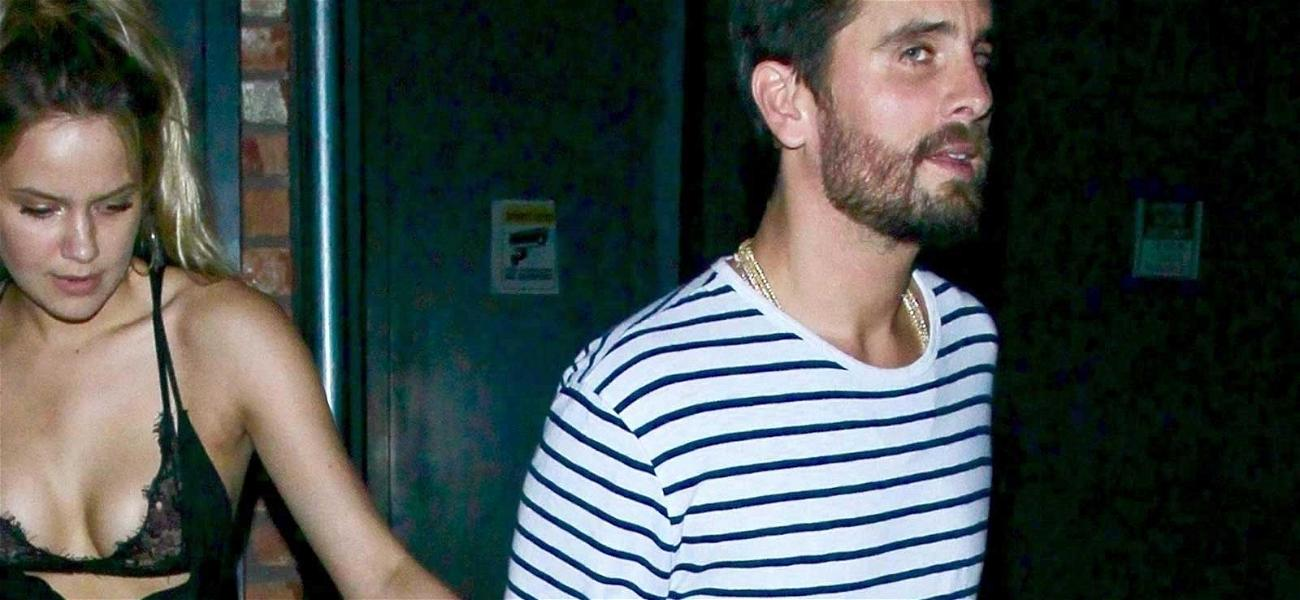 Scott Disick Partying Hard Days Before Hospitalization