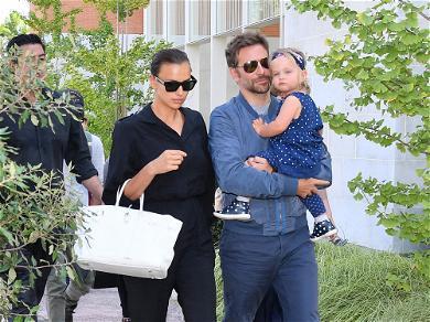 Bradley Cooper Adores His Daughter With Ex-Girlfriend After Breakup