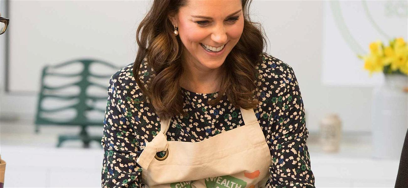 Kate Middleton Dishes on Cooking at Home With Prince George and Princess Charlotte