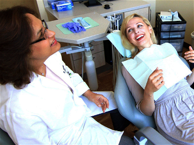Celebrity Dentist Dr. Rashti Searching For Star To Be Face Of First 'Drinkable' Mouthwash!