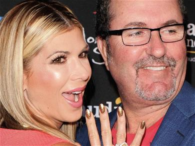 'RHOC' Star Alexis Bellino's Ex-Husband Clear in $350,000 Battle with Ex-Business Partner