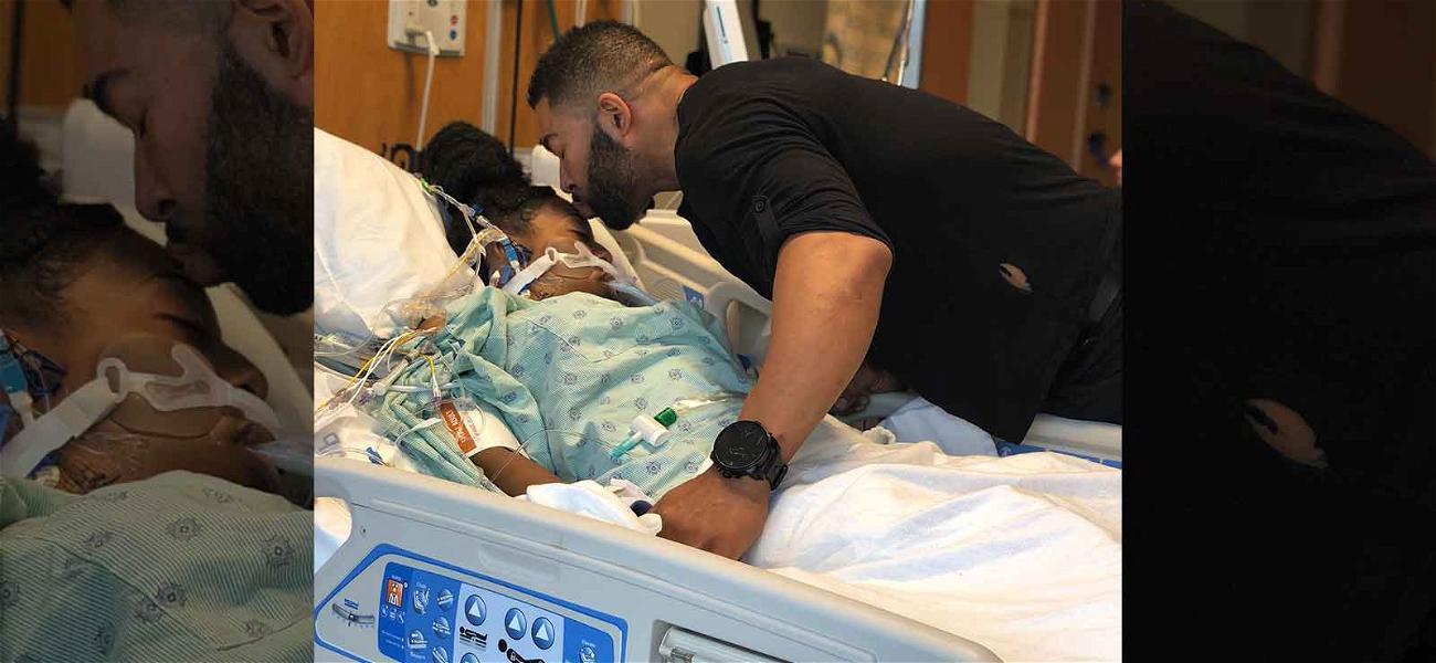 WWE's David Otunga Helped Score His Ailing Niece a Heart Transplant