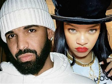 Drake Flirts With Rihanna On IG Live (Again) Before Sharing First Snaps of Son