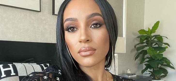 Rapper Future's Ex Joie Chavis Shows Off Sizzling Body In Workout Video