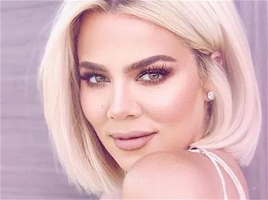 Khloe Kardashian Bottomless In Bathtub For Cinderella Surprise