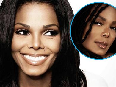 Janet Jackson Strips Down To Black Lingerie For Steamy Birthday Shoot