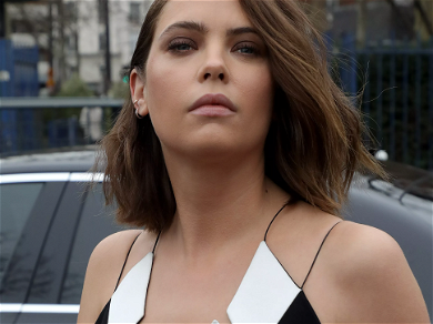 Ashley Benson Celebrates Split With Cara Delevingne With Topless Shots On Instagram