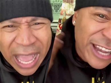 LL Cool J Delivers Powerful Rap Amid George Floyd Protests: 'Dealing With This Ish As A Teen In Kangols'