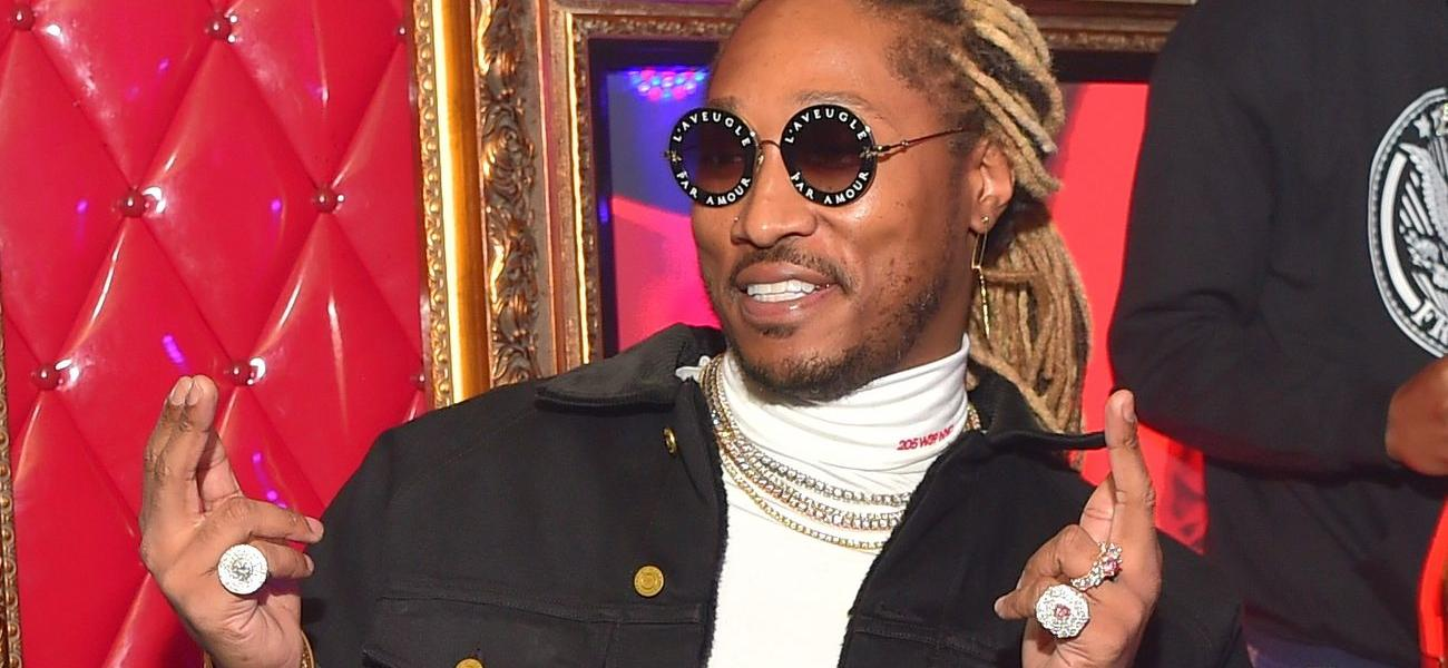 Rapper Future's Alleged Baby Mama Shows Off Photos Of His Alleged Son